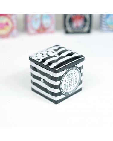 Mini-boîte Kapiton carrée...
